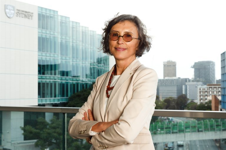 Portrait of Professor Jackson Pulver Deputy Vice-Chancellor Indigenous Strategy and Services at the University of Sydney.